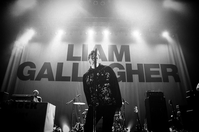 『Liam Gallagher: As It Was』 (C)  2019 WARNER MUSIC UK LIMITED