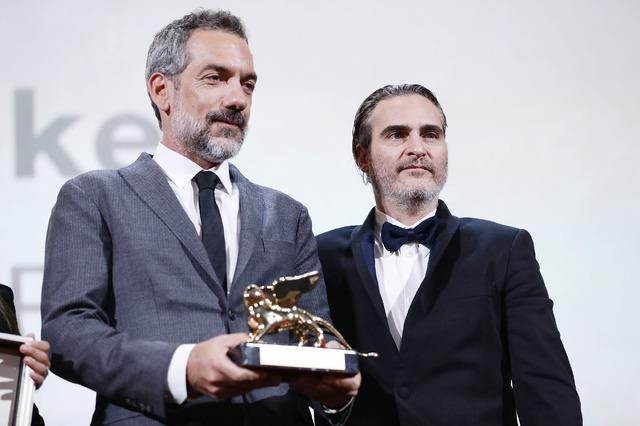 『ジョーカー』ヴェネチア国際映画祭 (C) Getty Images