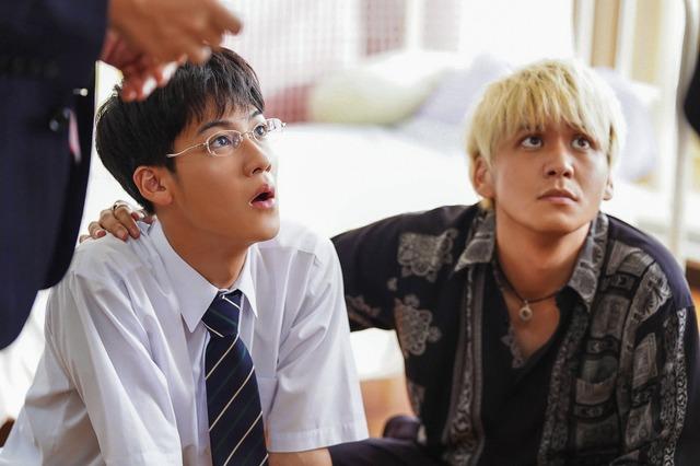 『任侠学園』(C) 今野 敏 / (C)2019 映画「任侠学園」製作委員会