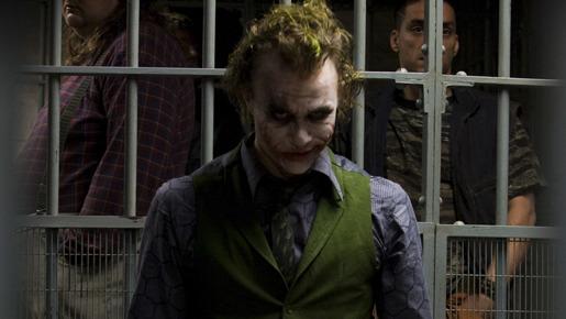 『ダークナイト(原題)』でジョーカーを演じたヒース・レジャー -(C) AFLLO