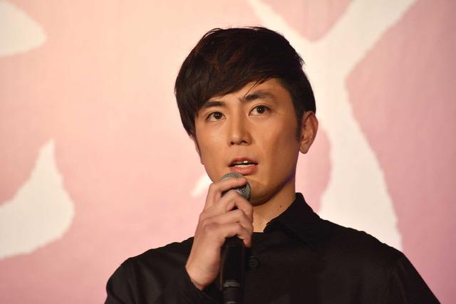 間宮祥太朗/『不能犯』完成披露試写会