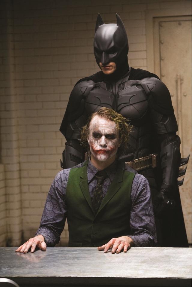 『ダークナイト』(C)Warner Bros. Entertainment Inc.