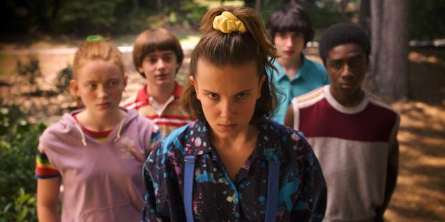 Netflixオリジナルシリーズ「ストレンジャー・シングス 未知の世界 3」7月4日より独占配信開始