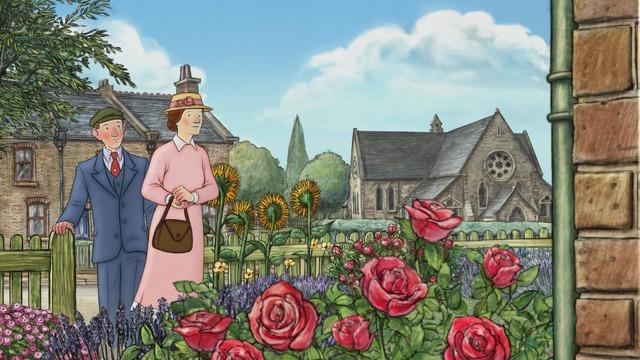 『エセルとアーネスト ふたりの物語』 (C)Ethel & Ernest Productions Limited, Melusine Productions S.A., The British Film Institute and Ffilm Cymru Wales CBC 2016