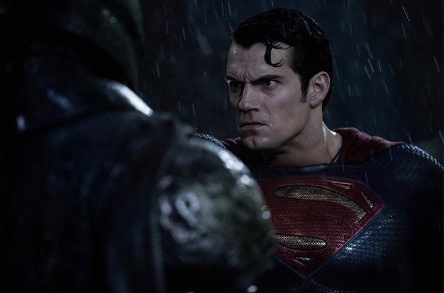 『バットマン vs スーパーマン ジャスティスの誕生』(C)2016 Warner Bros. Ent. All Rights Reserved. TM & (C)DC Comics.