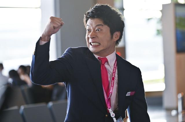 田中圭「おっさんずラブ-in the sky-」 (C)テレビ朝日