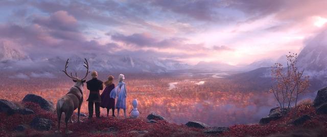 『アナと雪の女王2』 (C)2019 Disney. All Rights Reserved