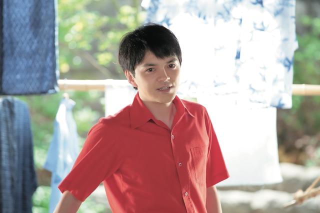 林遣都「スカーレット」NHK提供