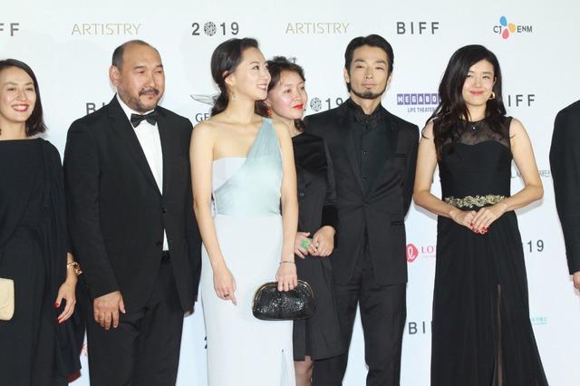 『オルジャスの白い馬』第24回釜山国際映画祭 (C)『オルジャスと白い馬』製作委員会