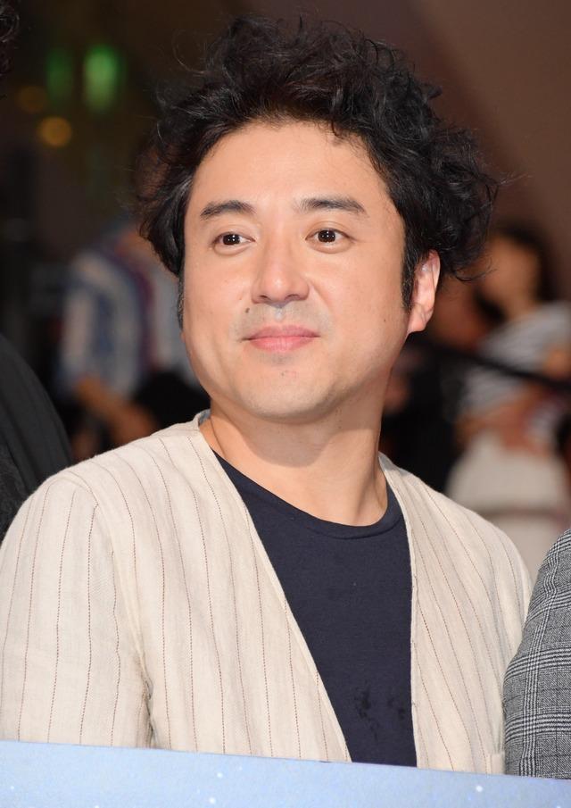 ムロツヨシ/映画『50回目のファーストキス』レッドカーペットイベント