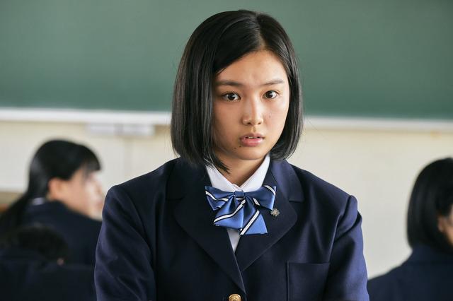 ブラック校則』箭内夢菜&堀田真由がキーパーソン わけありキャラに ...