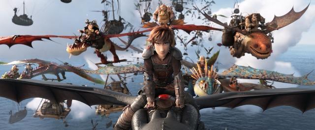 『ヒックとドラゴン 聖地への冒険』Copyright (C) 2019 DreamWorks Animation LLC.  All Rights Reserved.