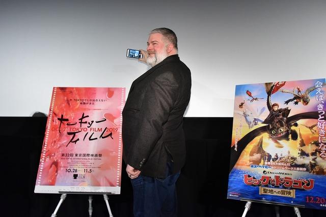 『ヒックとドラゴン  聖地への冒険』東京国際映画祭 (C) 2019 DreamWorks Animation LLC. All Rights Reserved.