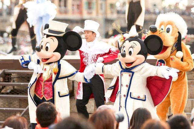 「イッツ・クリスマスタイム!」/冬のスペシャルイベント「ディズニー・クリスマス」