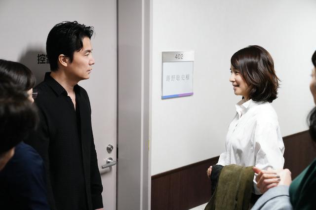 石田ゆり子のスタイリング『マチネの終わりに』(C)2019 フジテレビジョン アミューズ 東宝 コルク