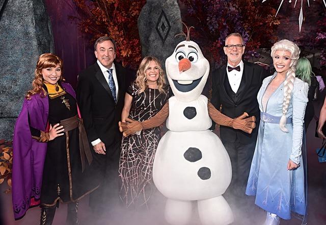 『アナと雪の女王2』ワールドプレミア(C)2019 Disney. All Rights Reserved.