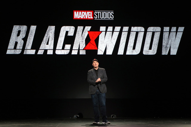 『ブラック・ウィドウ』 (c)2019 MARVEL