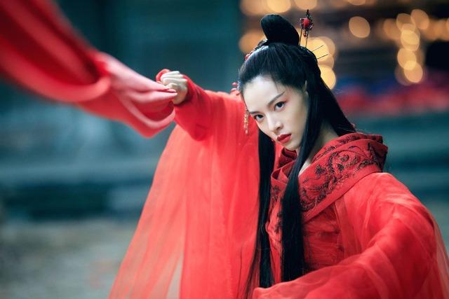 『ナイト・オブ・シャドー 魔法拳』 (C)2019 iQiyi Pictures (Beijing) Co. Ltd. Beijing Sparkle Roll Media Corporation Golden Shore Films & Television Studio Co., Ltd.All Rights Reserved.