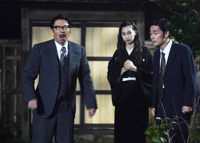 スペシャルドラマ「悪魔の手毬唄~金田一耕助、ふたたび~」(C)フジテレビ