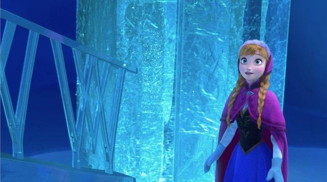 『アナと雪の女王』(C)Disney