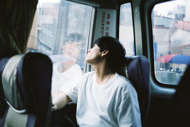 「やぎら本」収録イメージカット 台湾での撮り下ろしカット