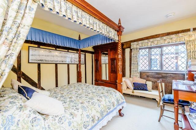 「De Vere House」ベッドルーム