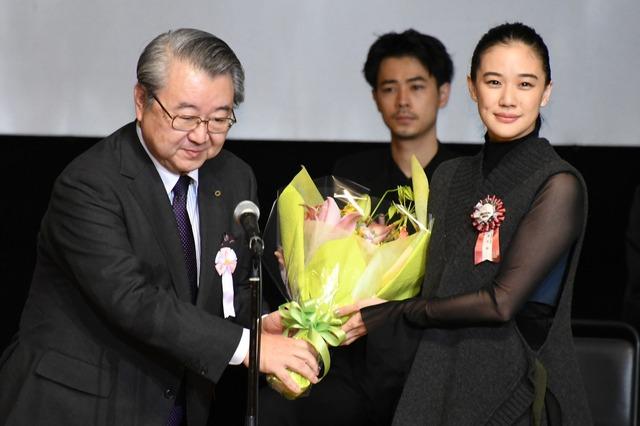 第11回TAMA映画賞授賞式
