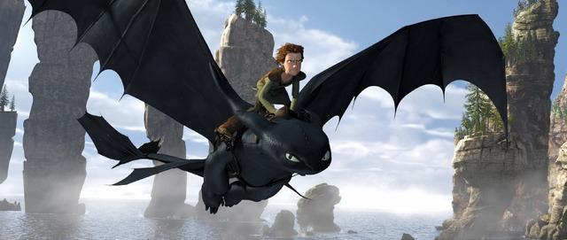 『ヒックとドラゴン』  (C) 2010 DreamWorks Animation LLC.All Rights Reserved.