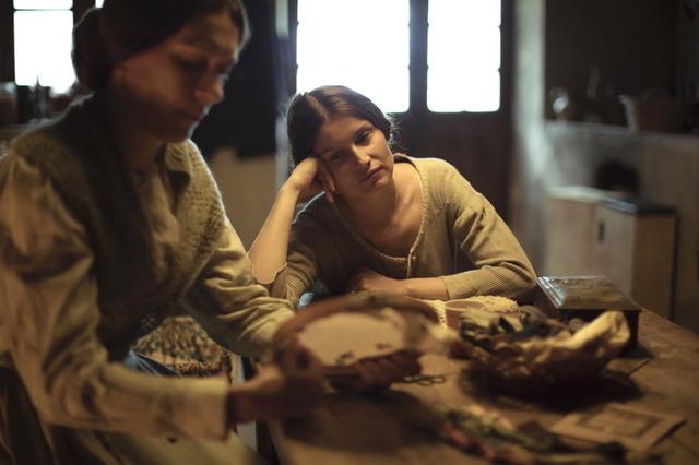『シュヴァルの理想宮 ある郵便配達員の夢』(C)2017 Fechner Films - Fechner BE - SND - Groupe M6 - FINACCURATE - Auvergne-Rhone-Alpes Cinema