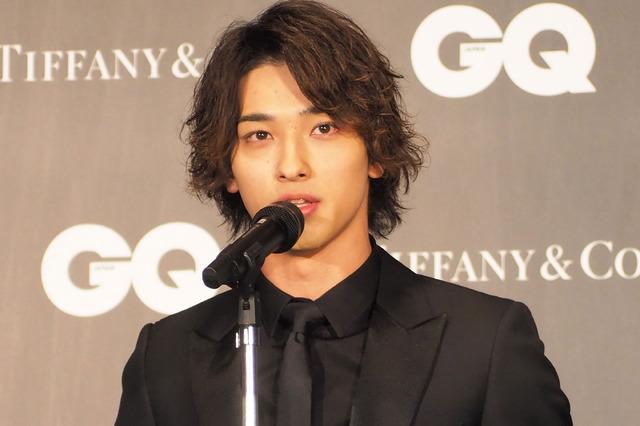 横浜流星/「GQ MEN OF THE YEAR 2019」授賞式