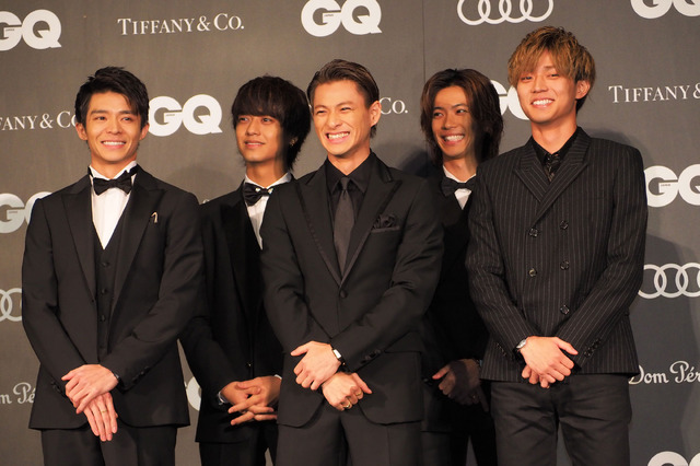 King&Prince/「GQ MEN OF THE YEAR 2019」授賞式