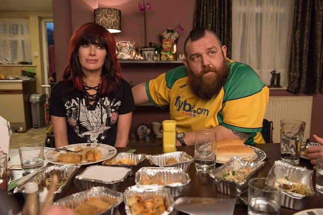『ファイティング・ファミリー』(C) 2019 METRO-GOLDWYN-MAYER PICTURES INC., WWE STUDIOS FINANCE CORP. AND FILM4, A DIVISION OF CHANNEL FOUR TELEVISION CORPORATION. ALL RIGHTS RESERVED.