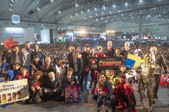 「東京コミコン2019」クロージングイベント