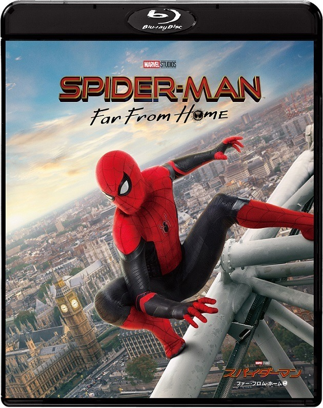 『スパイダーマン:ファー・フロム・ホーム』 (c) 2019 Columbia Pictures Industries, Inc. All Rights Reserved. | MARVEL and all related character names: (c) & TM 2019 MARVEL.