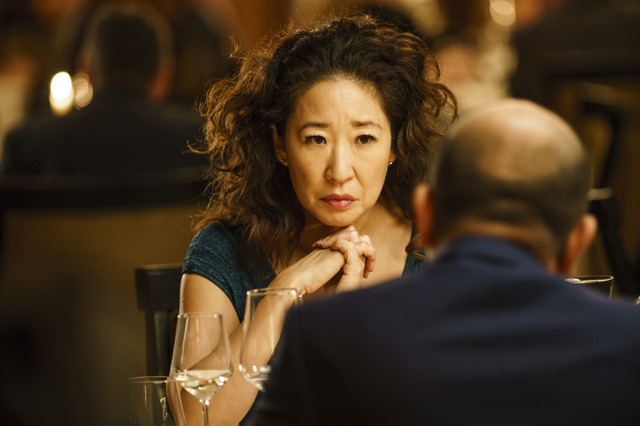 「キリング・イヴ/Killing Eve」S1 (C)Sid Gentle Films