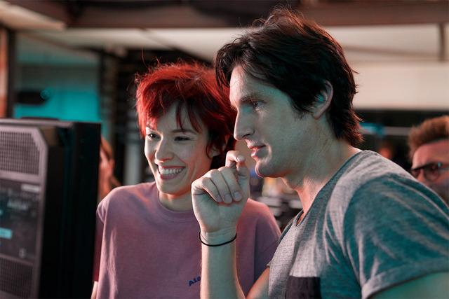 『シティーハンター THE MOVIE 史上最香のミッション』メイキング(C)Pierre Lacheau & Axel Films Production