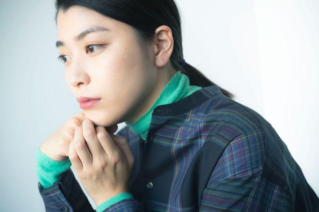 成海璃子『ゴーストマスター』/photo:You Ishii