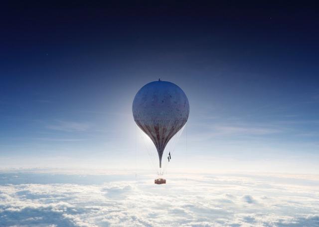 『イントゥ・ザ・スカイ 気球で未来を変えたふたり』 (C)2019 AMAZON CONTENT SERVICES LLC