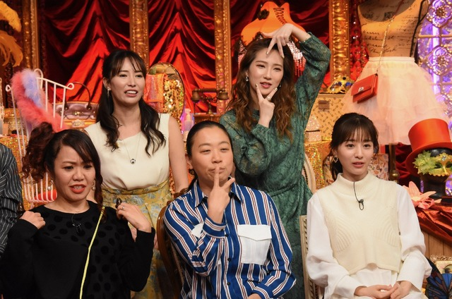 「女が女に怒る夜【令和元年愚痴納めSP】」(C)NTV