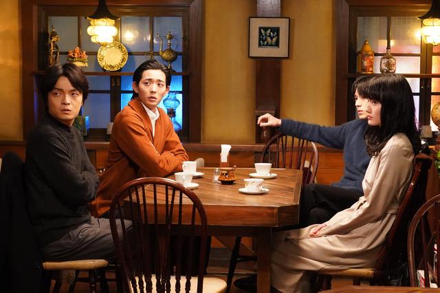 「同期のサクラ」第8話 (C)NTV