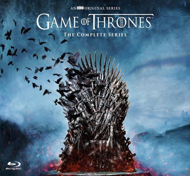「ゲーム・オブ・スローンズ<第一章~最終章>」ブルーレイコンプリートシリーズ Game of Thrones (c) 2019 Home Box Office, Inc. All rights reserved.HBO(R) and related service marks are the property of HomeBox Office, Inc.Distributed by Warner Bros. Entertainment Inc.