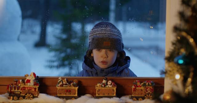 ブリリア ショートショートシアター オンライン ウィンター&クリスマス特集 『スノーマン』