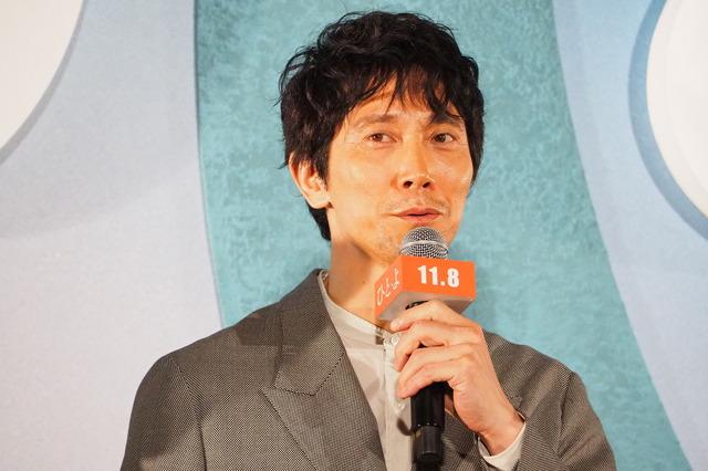 佐々木蔵之介『ひとよ』ジャパンプレミア試写会