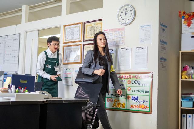 ドラマスペシャル「ハラスメントゲーム 秋津VSカトクの女」(C)テレビ東京