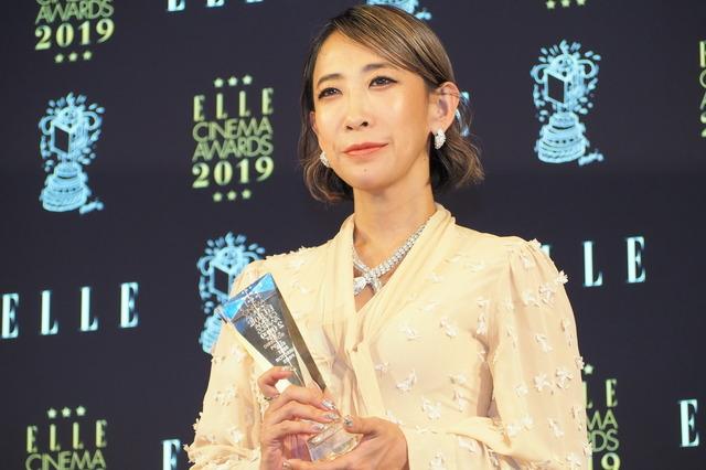 蜷川実花監督「エル シネマアワード2019」