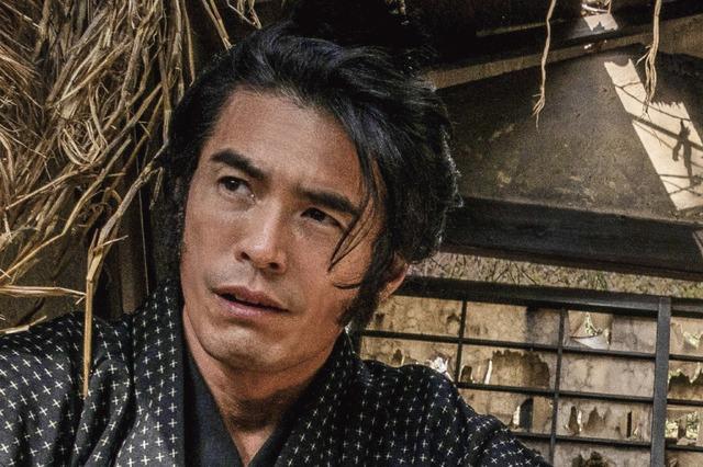 芹沢鴨/伊藤英明『燃えよ剣』(C) 2020 「燃えよ剣」製作委員会