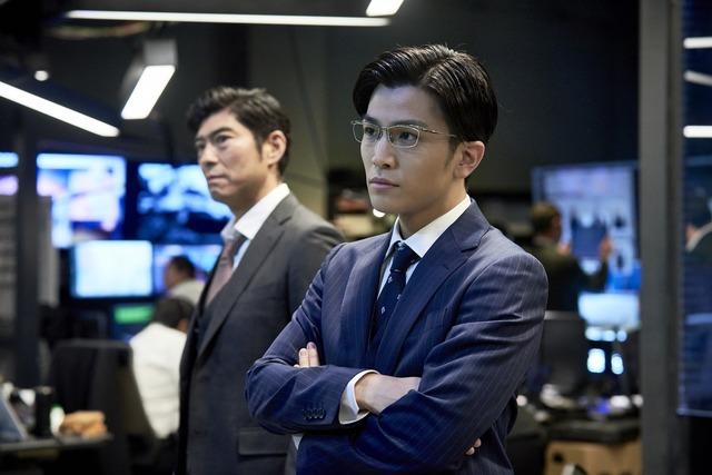 『AI崩壊』(c)2019映画「AI崩壊」製作委員会