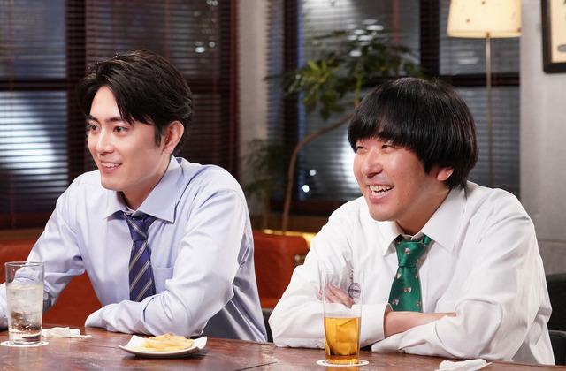 「俺の話は長い」第10話/「コーヒーとマラソン」 (C) NTV