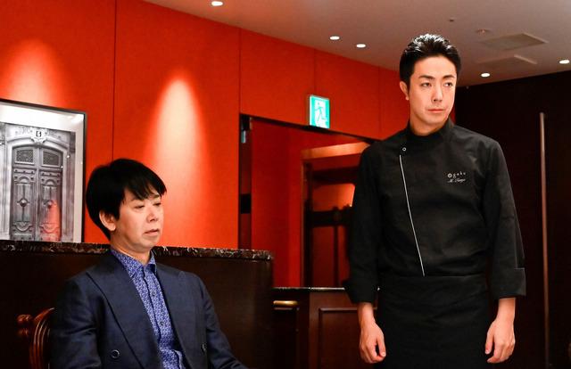 中村アン グランメゾン 「グランメゾン東京」衣装