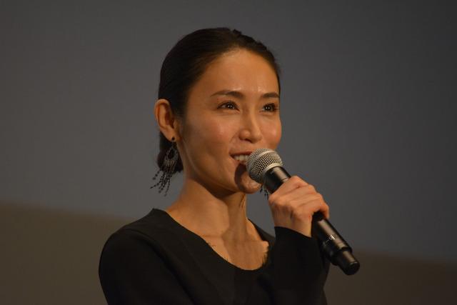 山口紗弥加/『人魚の眠る家』GALAスクリーニング